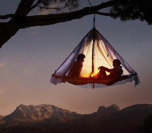 Hanging-Tent