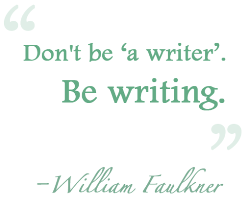 Faulkner-writing