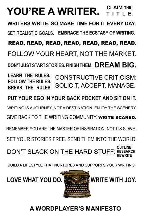 a-writers-manifesto